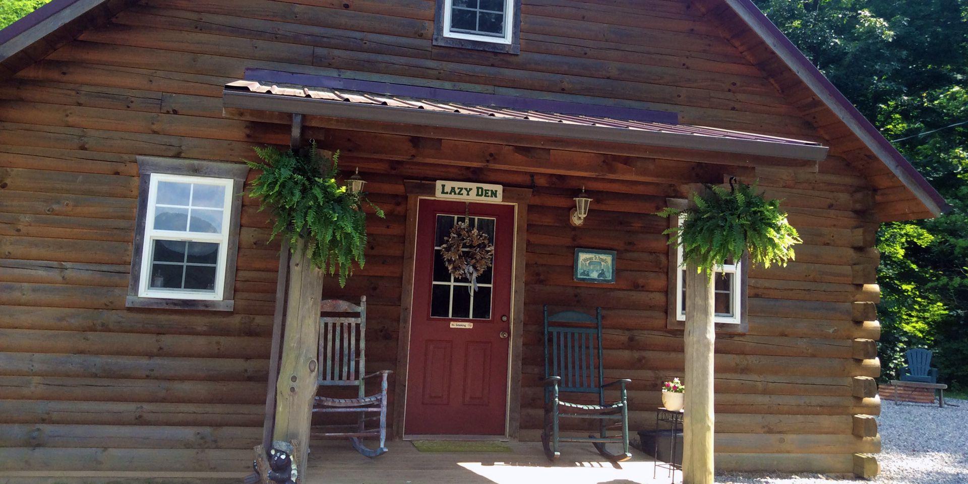 Kick Back Ridge Cabin